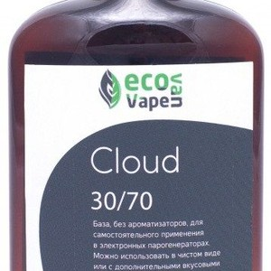 Eco Van Vape Cloud 30/70 100 мл