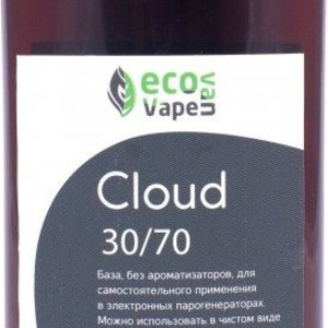 Eco Van Vape Cloud 30/70 200 мл