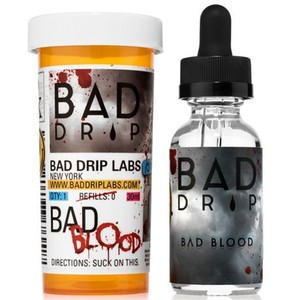 Жидкость Bad Drip Bad Blood 60 ml / 3 мг