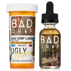 Жидкость Bad Drip Ugly Butter 60 ml / 3 мг