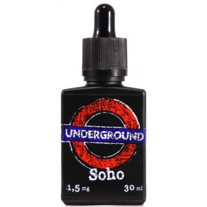 Underground Soho 30 ml