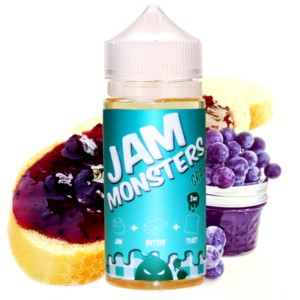 Jam Monster Grape 3 мг 100 мл