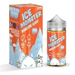 Jam Monster Mangerine Guava Ice 100 мл