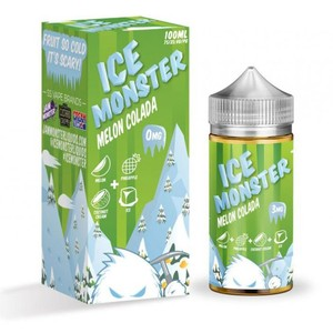 Jam Monster Melon Colada Ice 100 мл