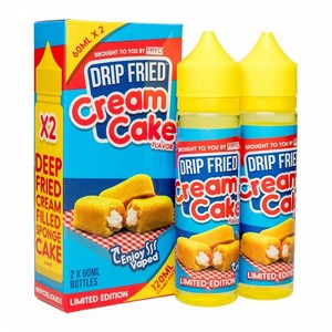 Twist Eliquid Drip Fried Cream Cake