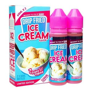 Twist Eliquid Drip Fried Ice Cream