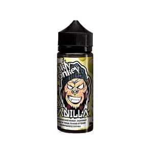 Frankly Monkey Pear & Vanilla 120 ml