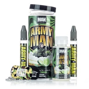 Жидкость One Hit Wonder Army Man 180ml