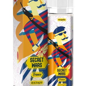 Secret Wars France 60ml