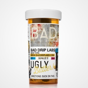 Bad Salt Ugly Butter 30ml