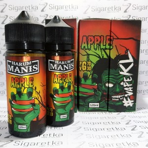 Harum Manis Apple 120ml