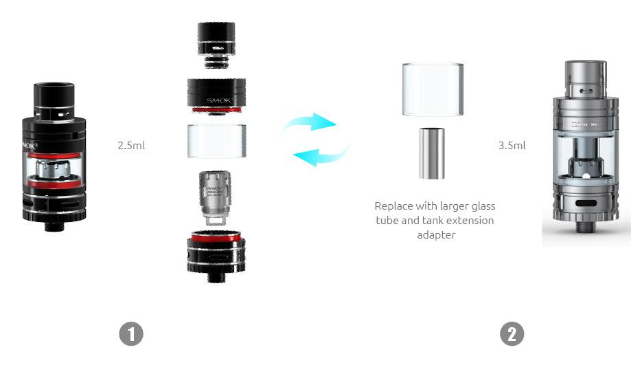 Smok MicroOne R80