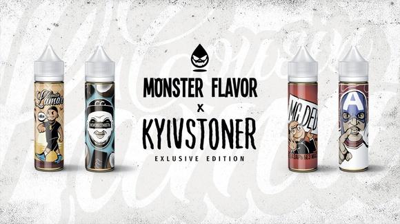 Monster Flavor x Kyivstoner