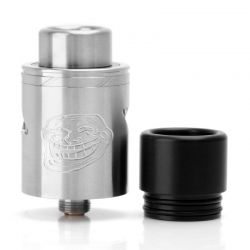 Wotofo The Troll V2 RDA Stainless Steel