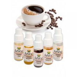 ArtVap Black Coffee 10ML (Черный кофе)