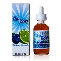 Жидкость OH BOY BLUEBERRY LIMEADE 60 ml