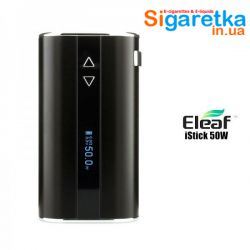 Бокс мод Eleaf iStick 50w Black