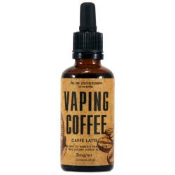 Vaping Coffee Caffe Latte