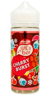 Juice Bar Cherry Burst 120ml