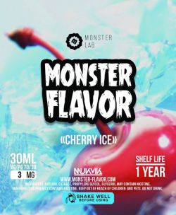 Monster Flavor Cherry Ice 30ml