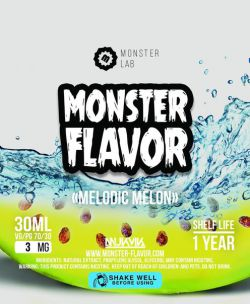 Monster Flavor Melodic Melon 30ml