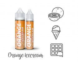 Monster Flavor Orange IceCream 30ml