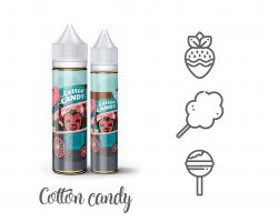 Monster Flavor Cotton Candy 30ml