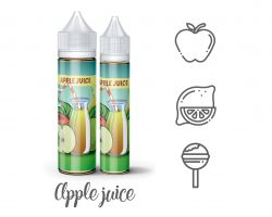Monster Flavor  Apple juice 60ml