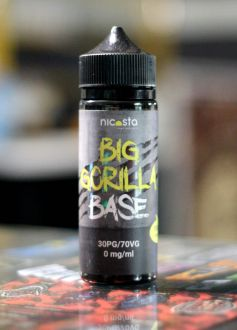 Nicosta Big Gorilla base 30/70 0mg 120ml