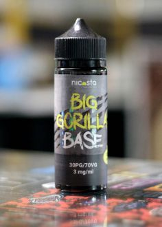 Nicosta Big Gorilla base 30/70 3mg 120ml