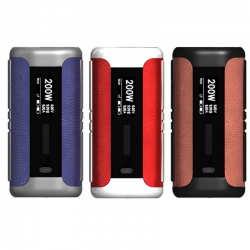 ASPIRE SPEEDER 200W TC Leather Edition