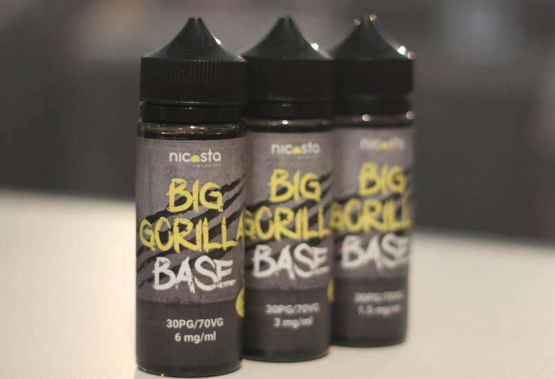 Nicosta Big Gorilla Base